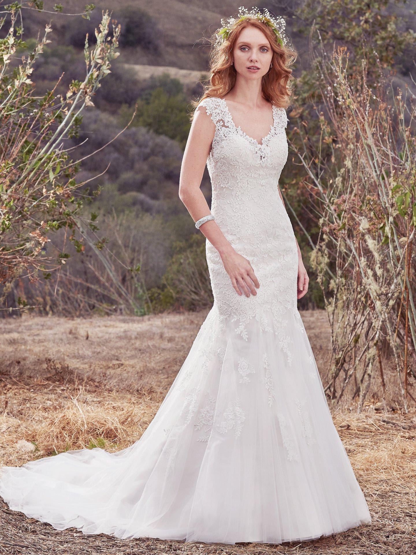 Maggie Scottero Wedding Dress